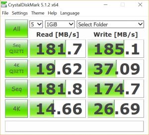 istorage-diskashur-pro-ssd-windows-speed-test