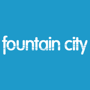 Fountain city logo square