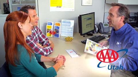 AAA Utah Insurance TV spot