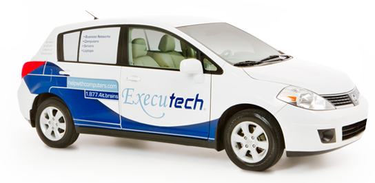 executech car