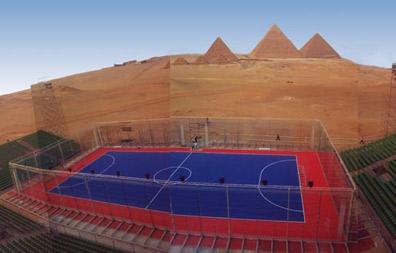 futsal pyramids