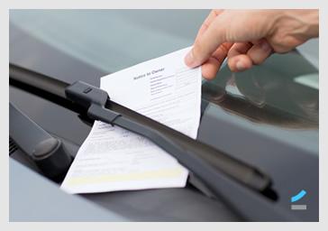 Las multas de tráfico son un dolor de cabeza para los conductores