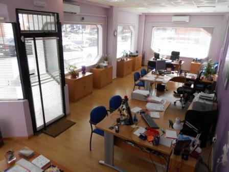 Interior de la oficina 2