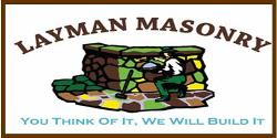 Website for Rod Layman Mason Contractor