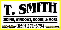 T. Smith Siding & Windows, Inc.