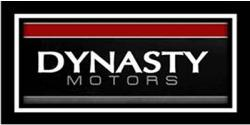 Website for Dynasty Motors, LLC