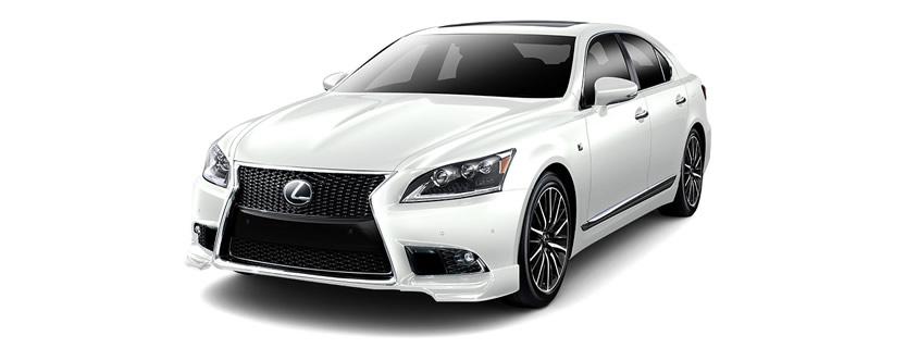 2017 LS 460 AWD <i>F&nbsp;SPORT&nbsp;</i> Package in Ultra White
