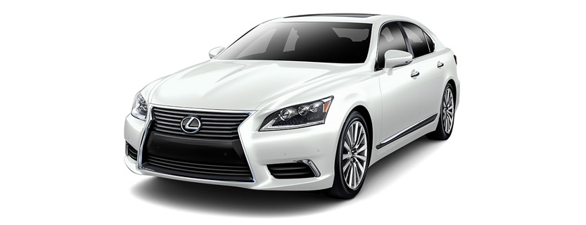 2017 LS 460 AWD in Eminent White Pearl