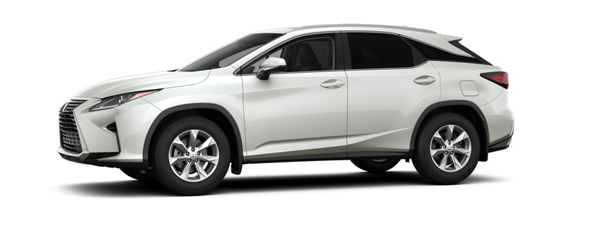 2017 RX 350 AWD in Eminent White Pearl