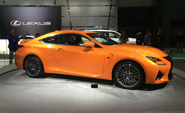 Come See Amazing As Lexus Debuts The All-New NX Plus RC F and RC 350 Luxury Vehicles in Montréal