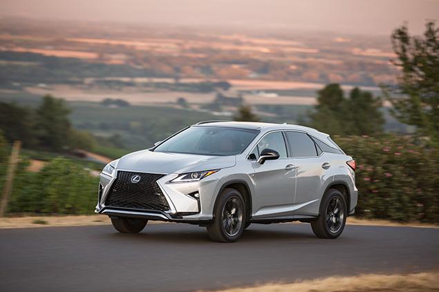 The 2016 Lexus RX: A Revolution In Luxury Crossover Design