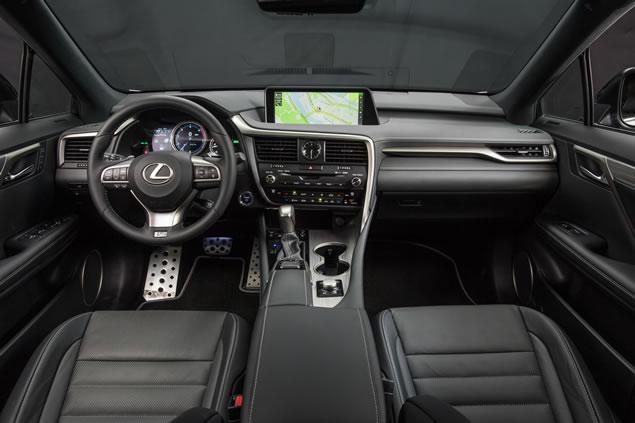 2016 RX 450h
