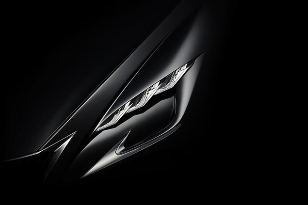 Lexus' vision of progressive luxury at the 2015 Tokyo Motor Show