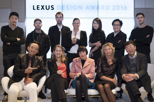 Anticipation on the Rise as the Lexus Design Award 2016 Finalists are Announced<br /> <i>Canadian-Based Designer in Top Four</i>