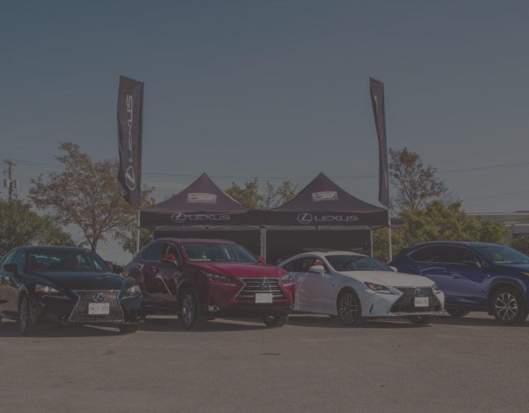 Tournée de découverte Lexus
