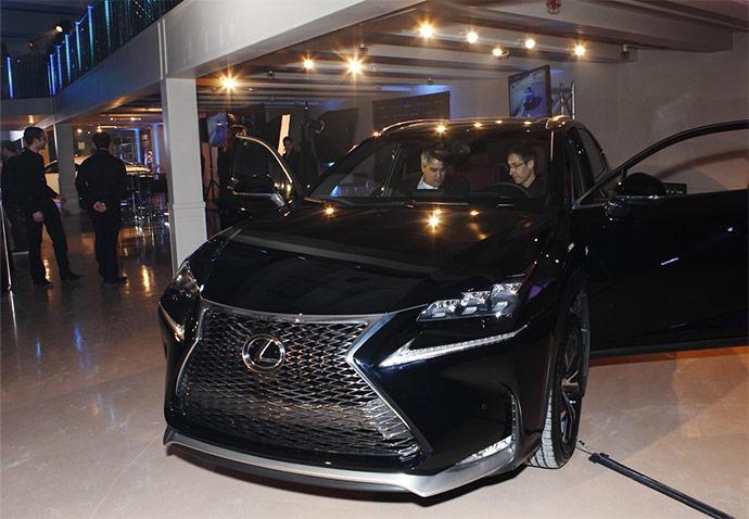 l'Association des concessionnaires Lexus de Montréal