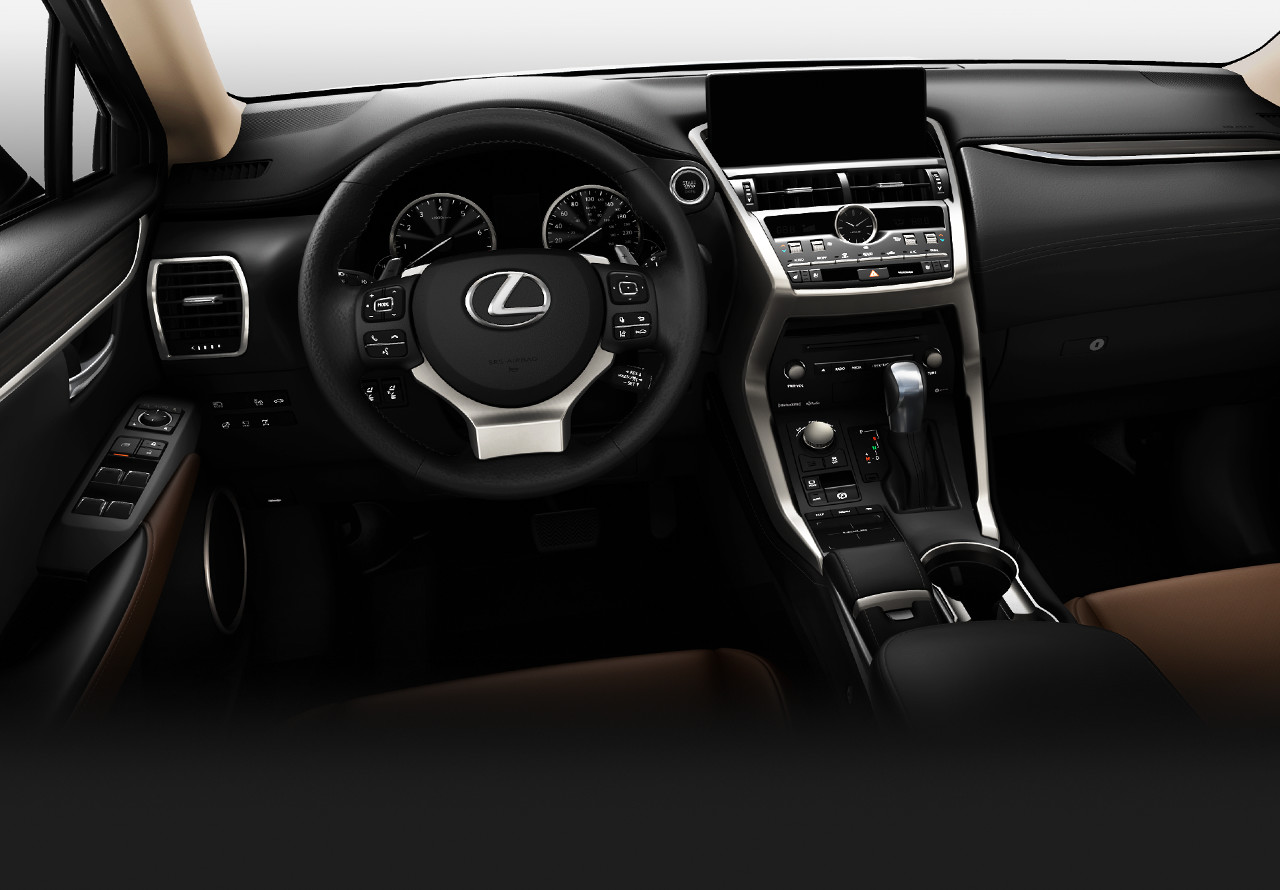 2018 lexus nx interior.  lexus black f sport nuluxe shown  intended 2018 lexus nx interior