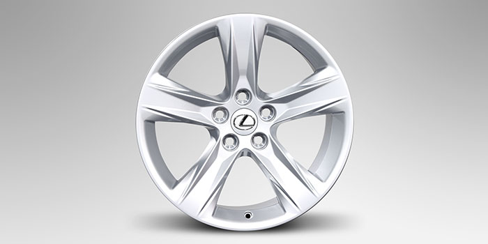 "2017 Lexus RX 18"" Winter Alloy Wheels (5 Spoke)"