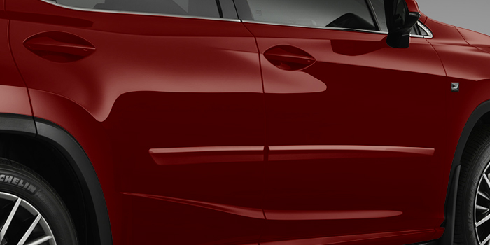 2017 Lexus RX Body Side Moulding