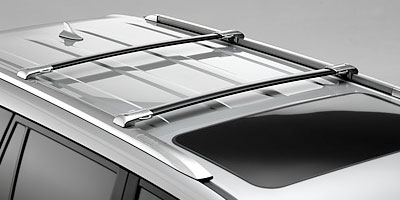 2017 Lexus GX Cross Bars