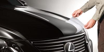 Lexus LS 2017 Pellicule de protection de la peinture