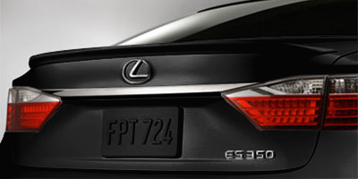 2017 Lexus ES Rear Spoiler