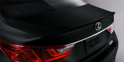 2017 Lexus GS Rear Spoiler