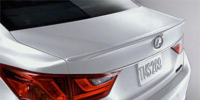 2017 Lexus GS Rear Spoiler