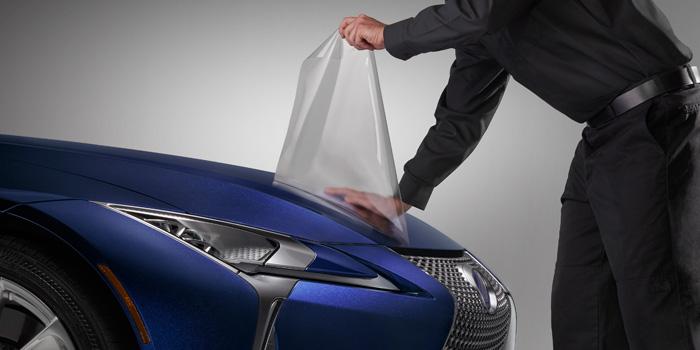 2018 Lexus LC Pro Series Paint Protection Film