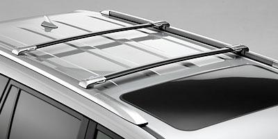 Lexus GX 2018 Barres transversales de porte-bagages de toit
