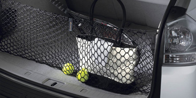 2018 Lexus LX Cargo Net