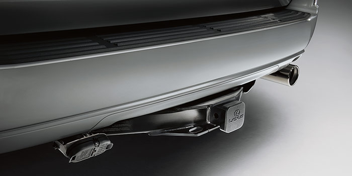 2018 Lexus GX Towing Hitch - 2 inch Receiver