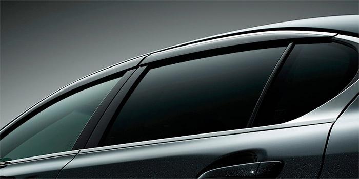 2018 Lexus GS Side Window Deflectors