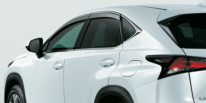 Lexus NX 2018 Déflecteurs de glaces latérales