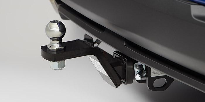 Lexus NX 2018 Plateforme de boule de remorquage