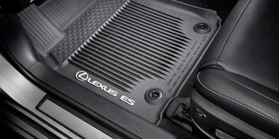 Lexus ES 2018 Doublures de plancher toutes saisons