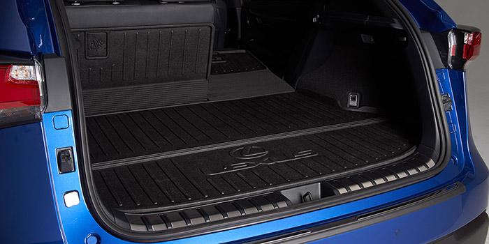 Lexus NX 2018 Doublure de compartiment de charge