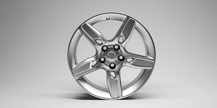 2018 Lexus IS F SPORT 18 inch Alloy Wheel