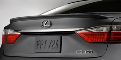 2018 Lexus ES Rear Spoiler