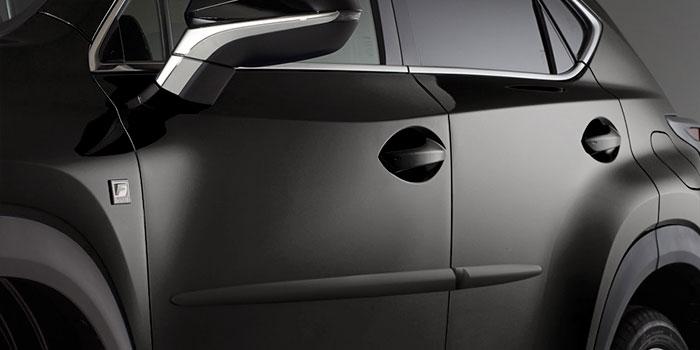 2018 Lexus NX Body Side Moulding