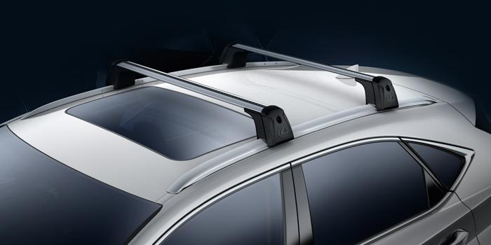 Lexus NX 2018 Barres transversales