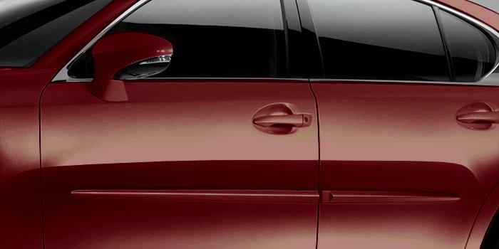 Lexus GS 2018 Moulures protectrices latérales
