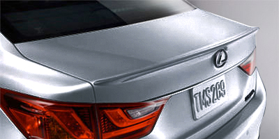 2018 Lexus GS Rear Spoiler