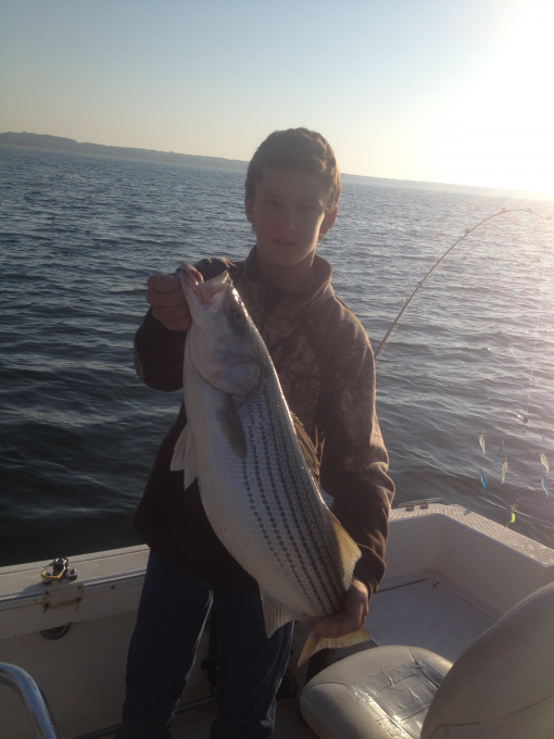 lake texoma fishing report for april 2014