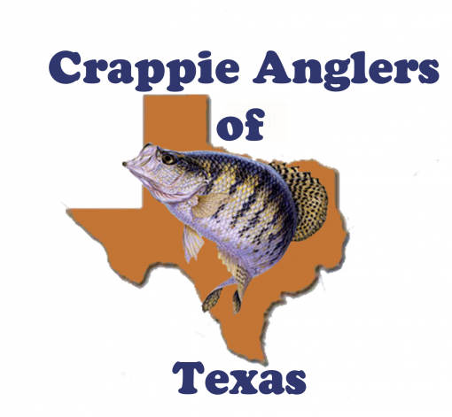 Crappie anglers of texas january media release for Crappie fishing texas
