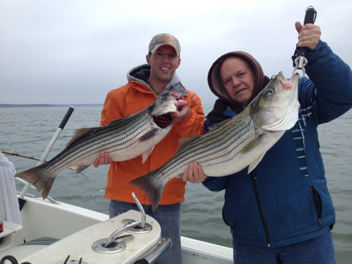 Lake texoma fishing report february 2015 for Fishing guides on lake texoma