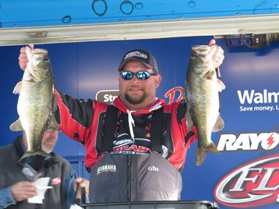 Mccall wins at sam rayburn honeycutt claims co angler title for Sam rayburn lake fishing report