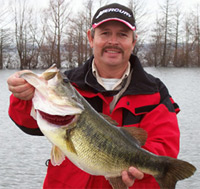 Sam rayburn fishing report for february 4 2014 for Sam rayburn lake fishing report