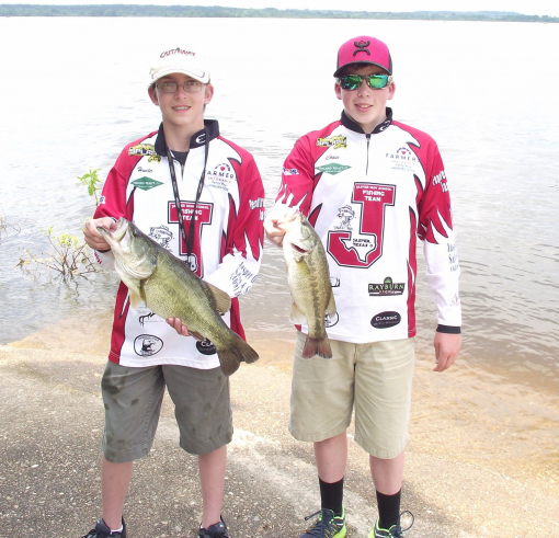 Colmesneil wins big at deep east high school may 2nd for Sam rayburn lake fishing report