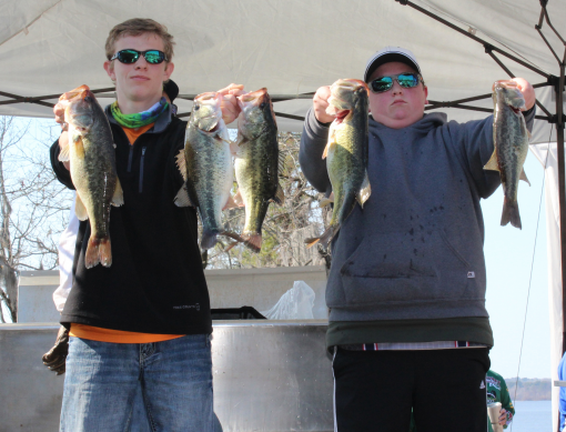 Magnolia west anglers wins deep east fifth qualifier for Sam rayburn lake fishing report